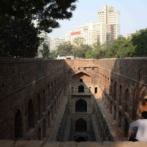 City Monument - Agrasen ki Baoli, Hailey Road