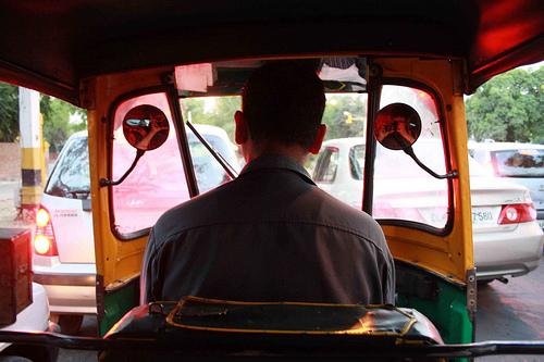 Photo Essay - The Good Autowallas, Around Town