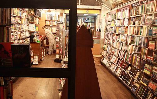 City Landmark - The Book Shop, Jor Bagh & Khan Market
