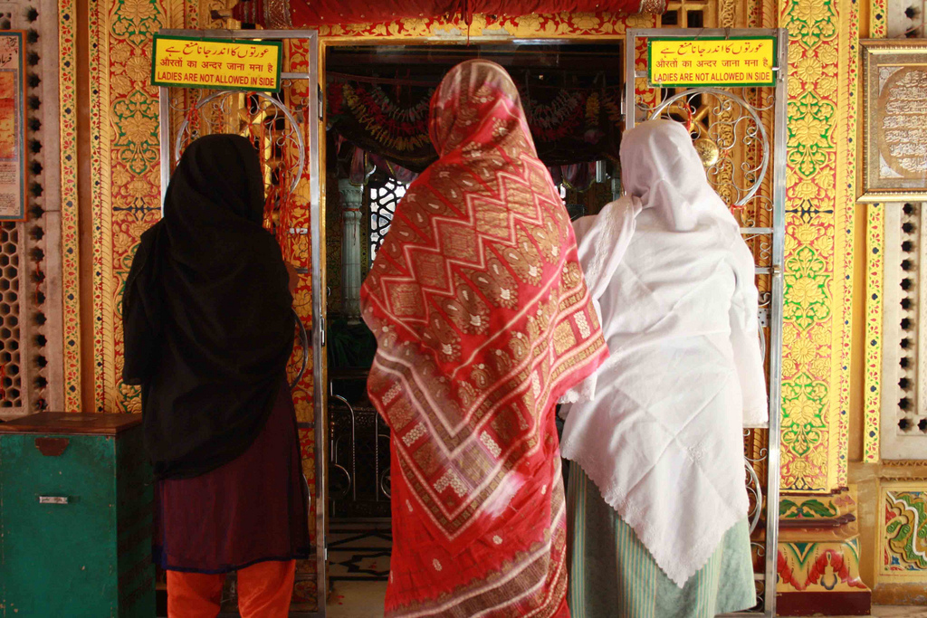 City Faith – Ladies Are Allowed Inside, Hazrat Nizamuddin Dargah