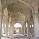 City Monument - Chausanth Khamba, Nizamuddin Basti