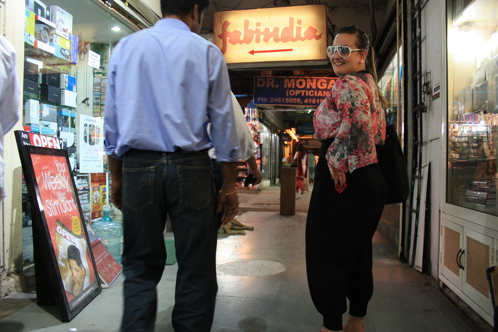 Memo from Khan Market - Will the Metro Dilute its Gene Pool?