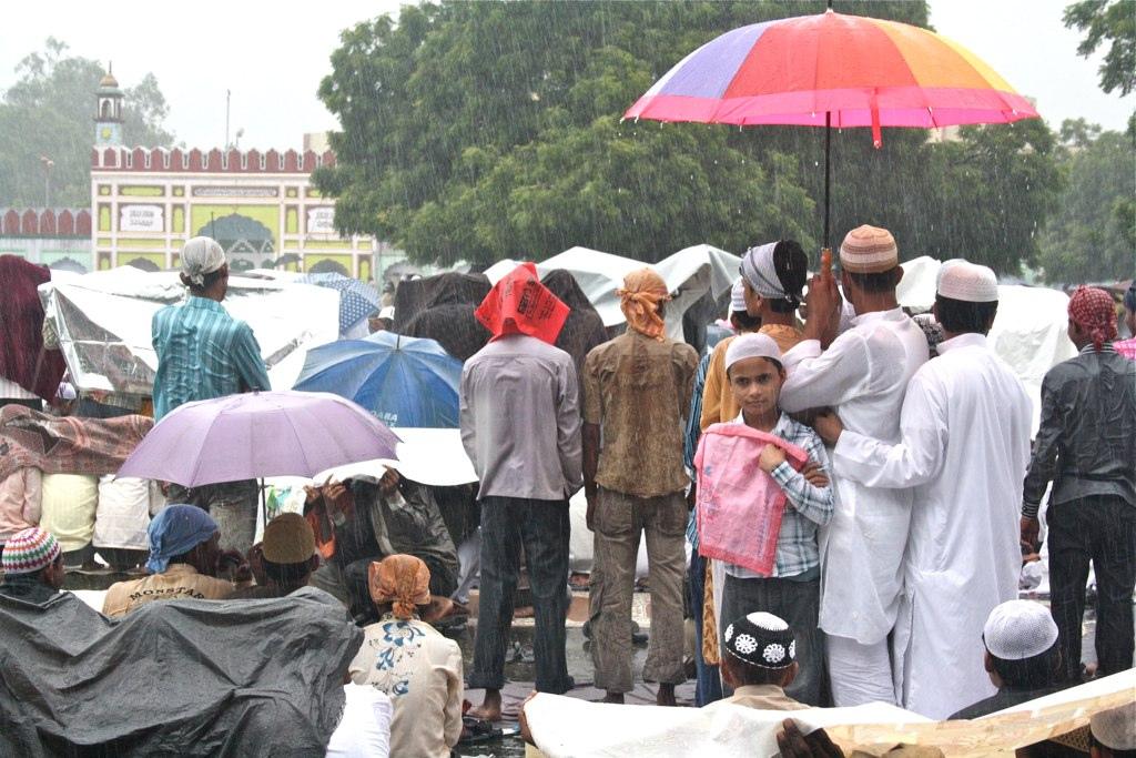 City Faith – Eid-ul-Fitr, Shahi Idgah