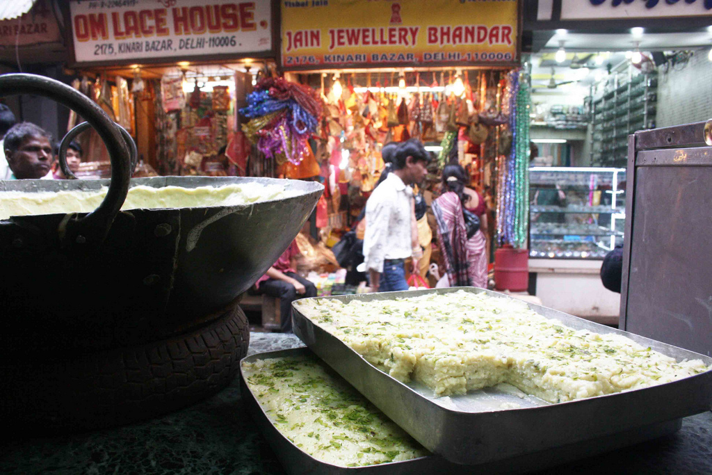 City Food - Khurchan, Kinari Bazaar