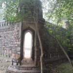 City Monument - Bagh-I-Alam Ka Gumbad and the Wall Mosque, Deer Park