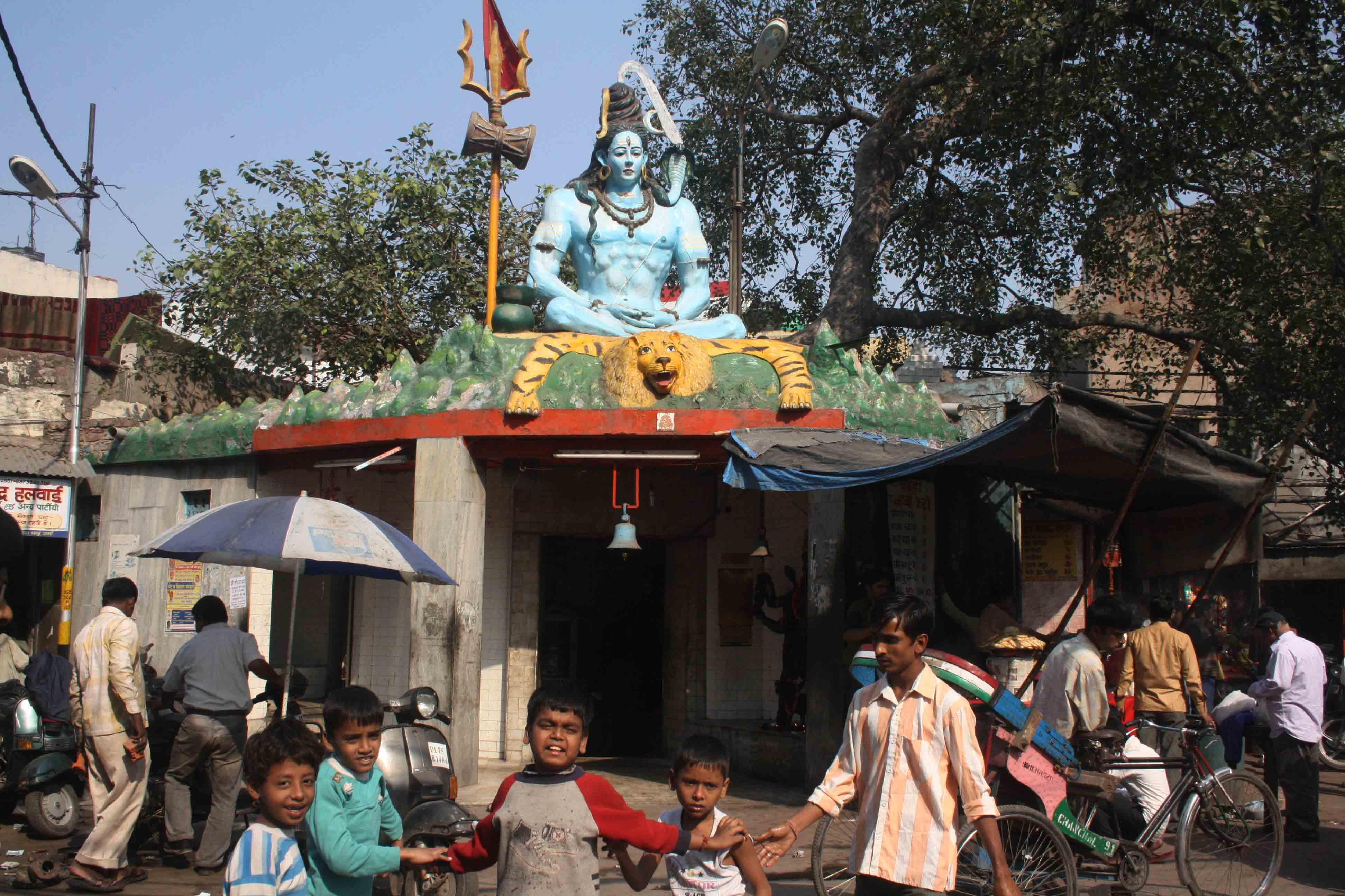 City Monument – Shri Shiv Mandir, Near Dilli Gate