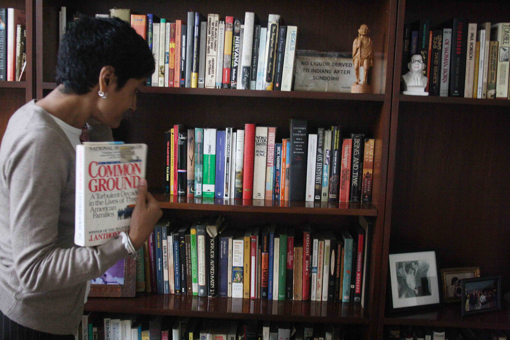 City Library - Somini Sengupta's Books, Nizamuddin East
