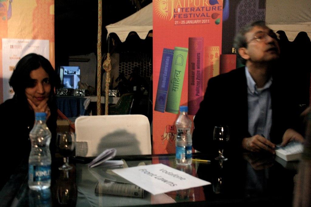 Jaipur Diary – Orhan Pamuk's Girlfriend Kiran Desai on Mother Anita