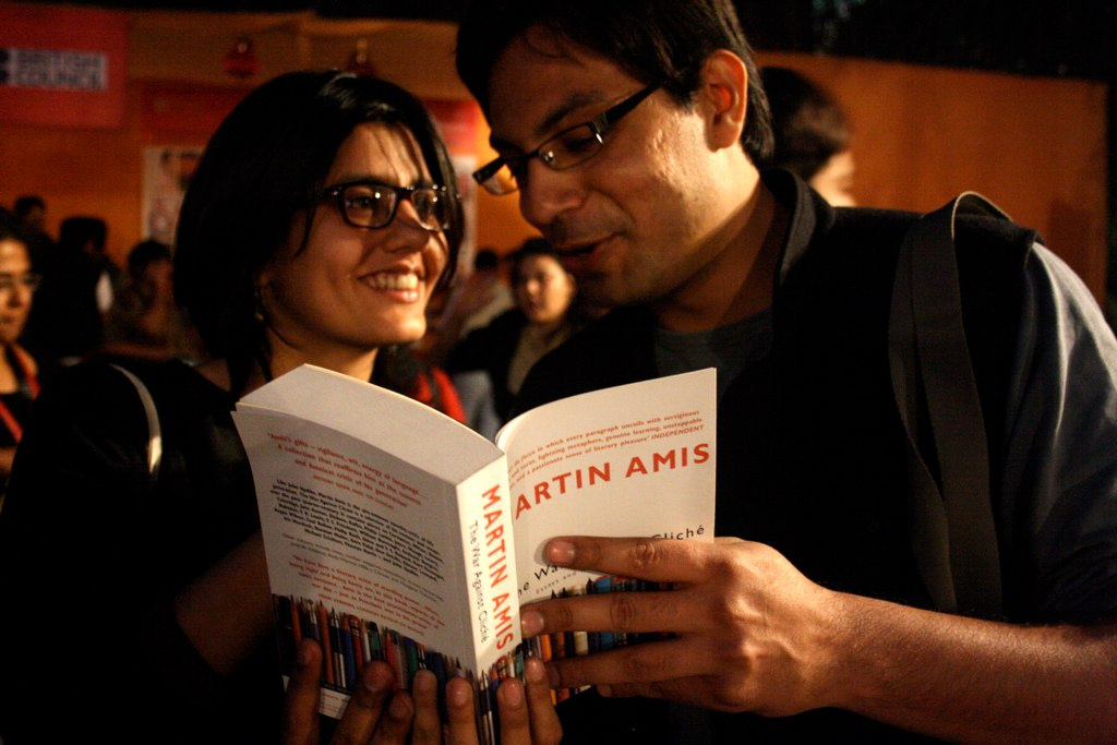 Jaipur Diary – In Martin Amis's Melancholic Company