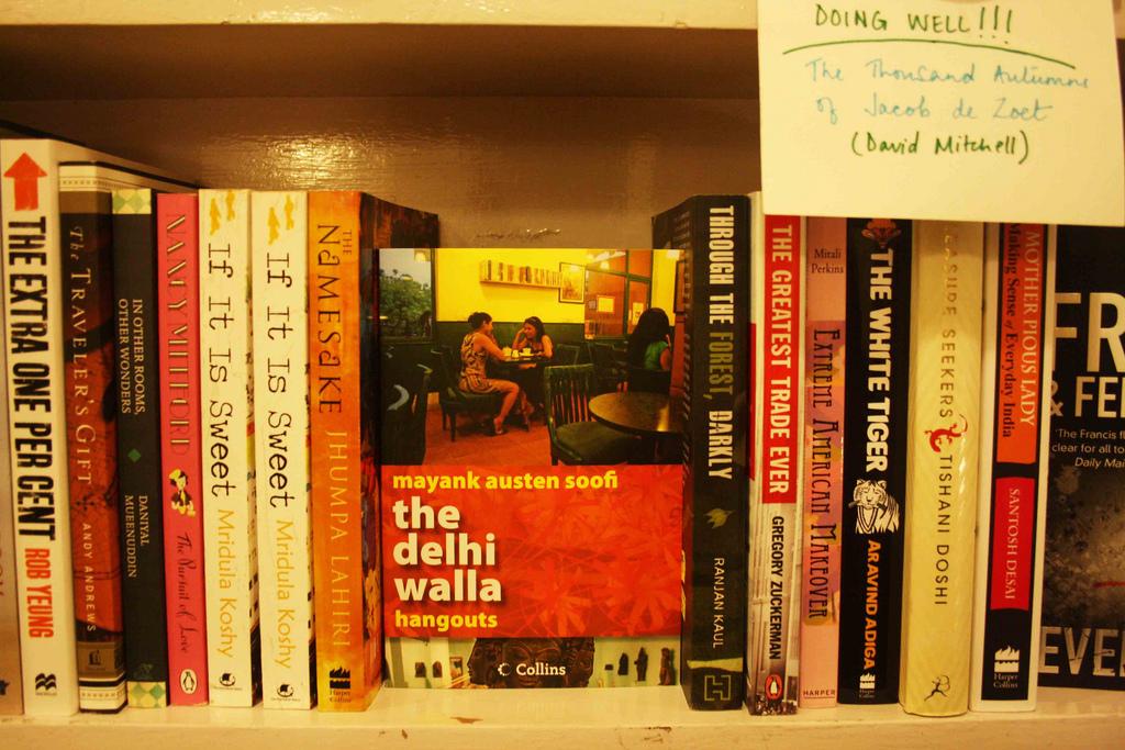 The Delhi Walla Books – The Delhi Mantra