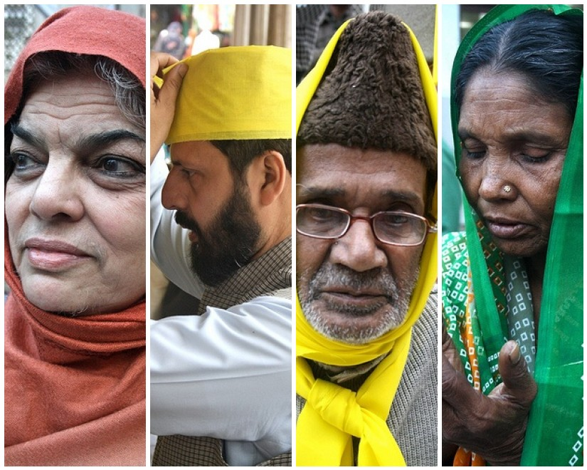 City Season – The Basant People, Hazrat Nizamuddin Dargah