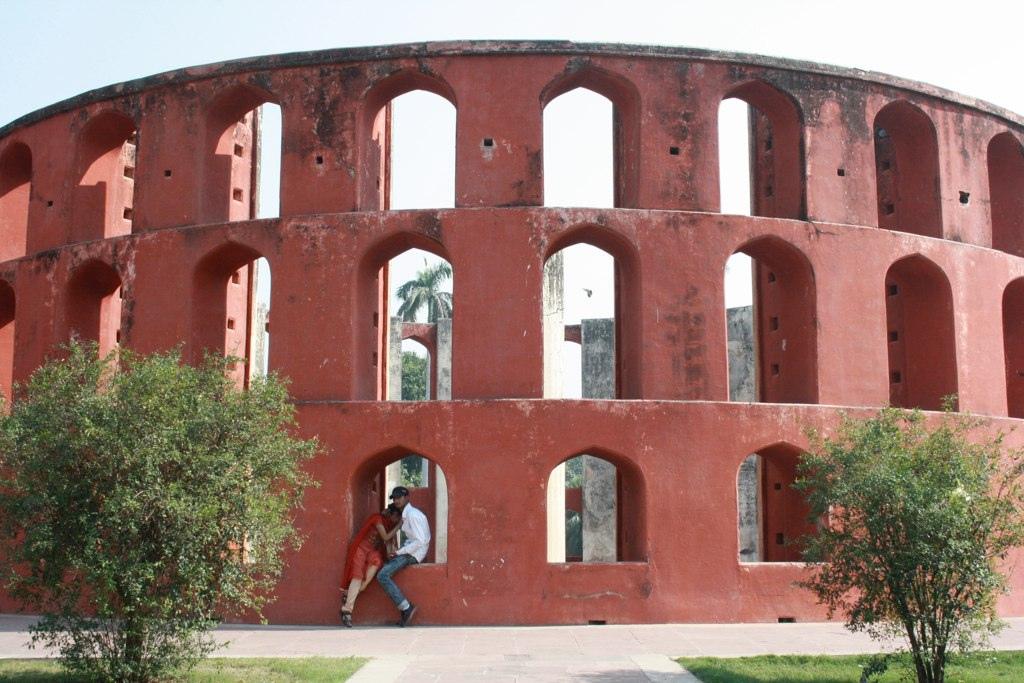 City Monument - Jantar Mantar, Opposite Park Hotel