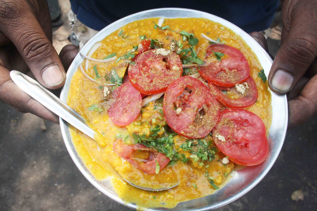 City Food – Haleem, Meena Bazaar