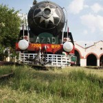 City Hangout – Rewari Steam Loco Shed, Haryana