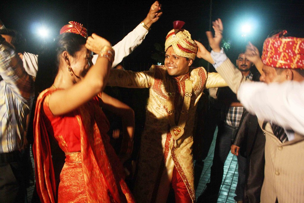 Photo Essay – Akshaya Tritya Wedding, Noida