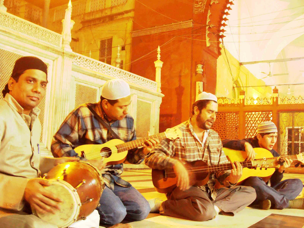 City Culture – The Sufi Music Crisis, Hazrat Nizamuddin Dargah