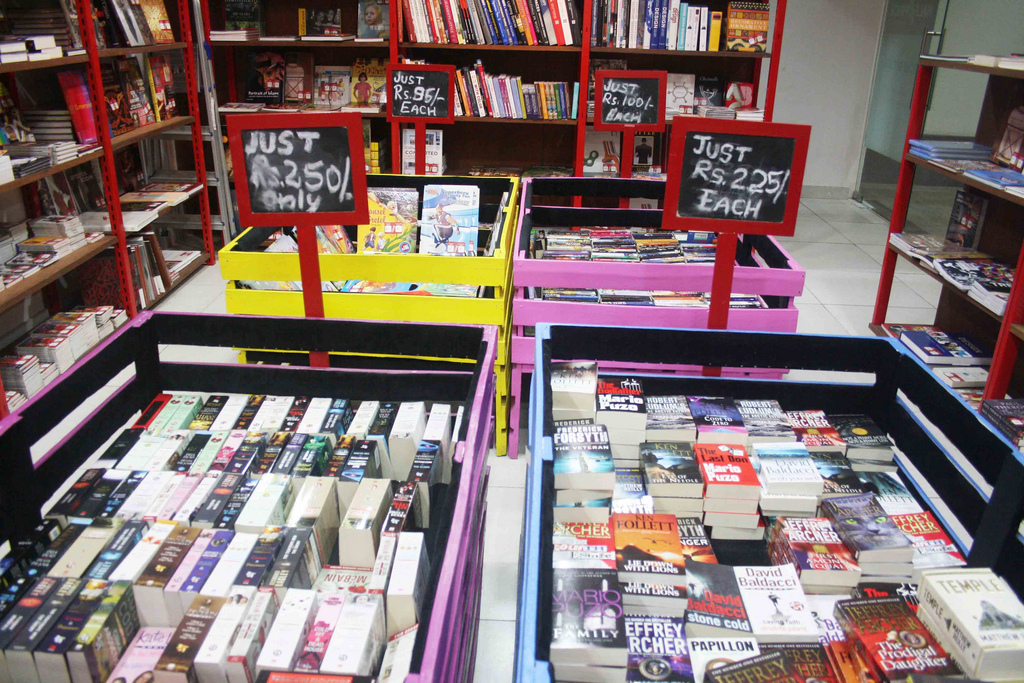 City Hangout - Half Price Bookstore, Select Citywalk Mall