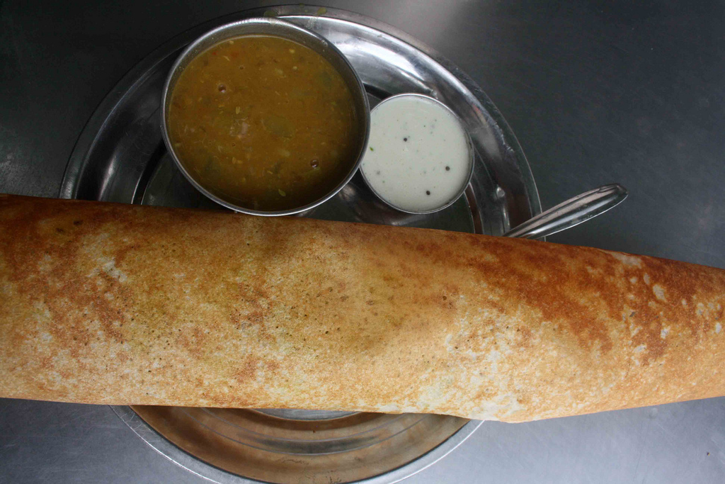 City Food – Masala Dosa, RK Puram