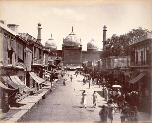 Photo Essay – In Search of Lost Time, Shahjahanabad