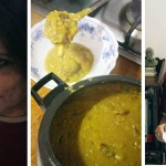 City Food – Julia Child Makes Chana Dal Gosht in Civil Lines