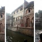 City Life – Diving & Swimming, Nizamuddin Baoli