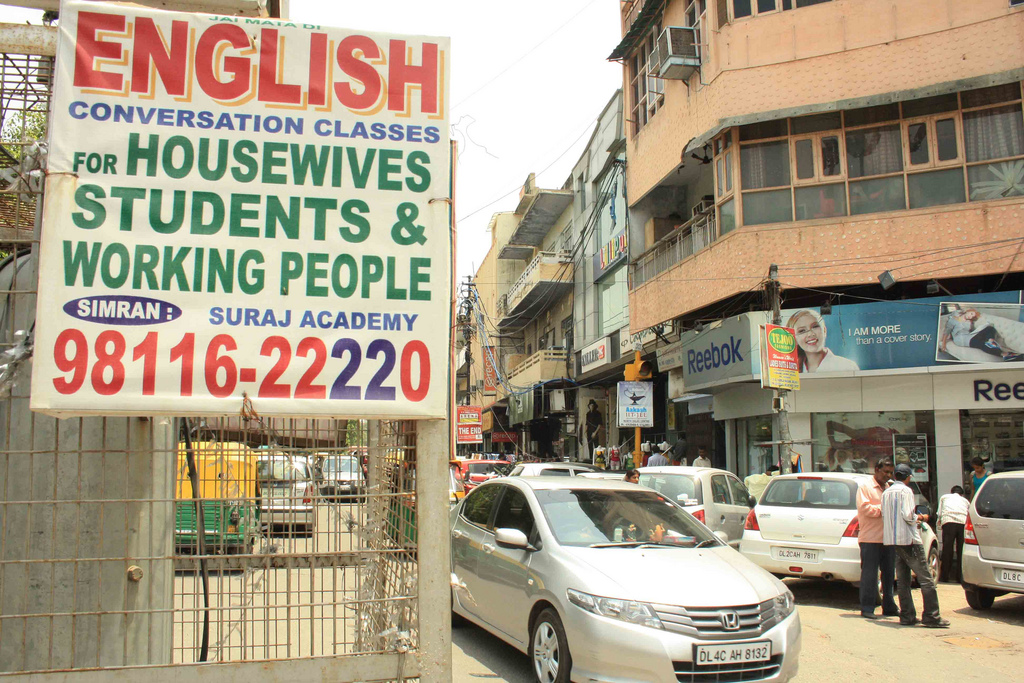 City Culture - Delhi's Emerging Lingo