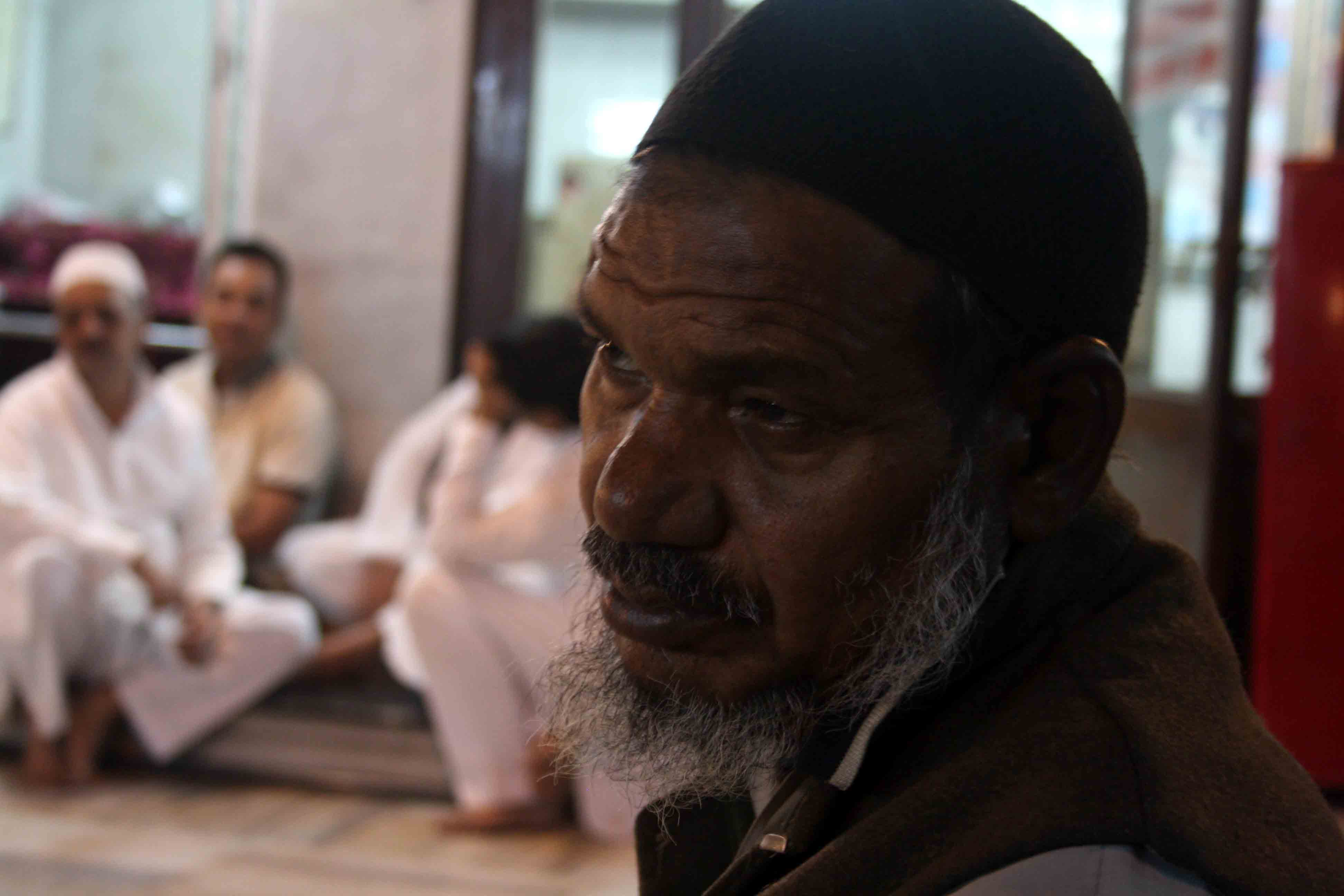 City Faith - Agha Shahid Ali's Poetry, Hazrat Nizamuddin Dargah