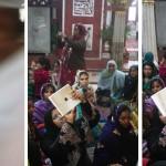 City Moment – The Woman's iPad, Hazrat Nizamuddin Dargah