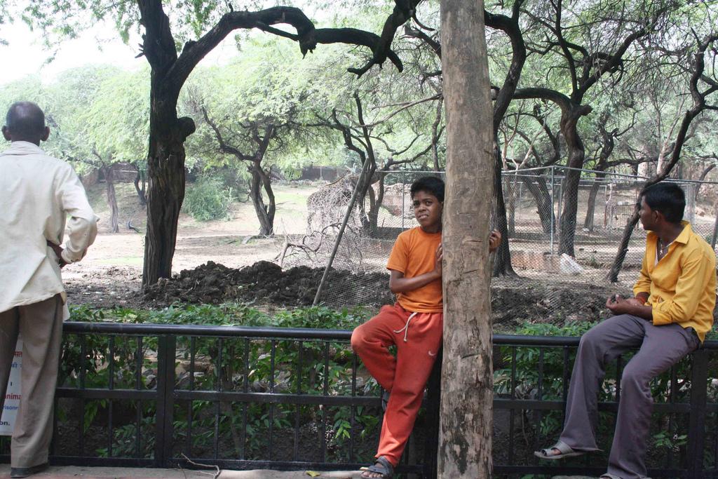 City Hangout – National Zoological Park, Mathura Road