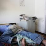 Photo Essay - Sleeping, Around Town