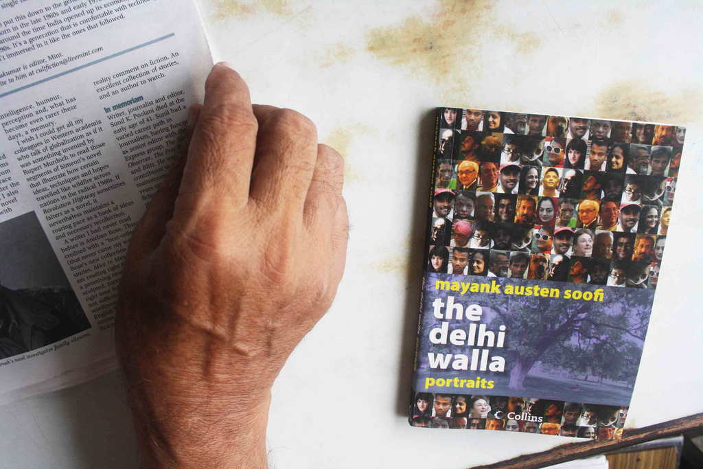 The Delhi Walla Books – Enjoying a Long Life