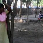 City Moment – Holding Hands, Barakhamba Park