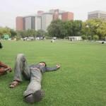 City Hangout – Palika Parking Park, Connaught Place