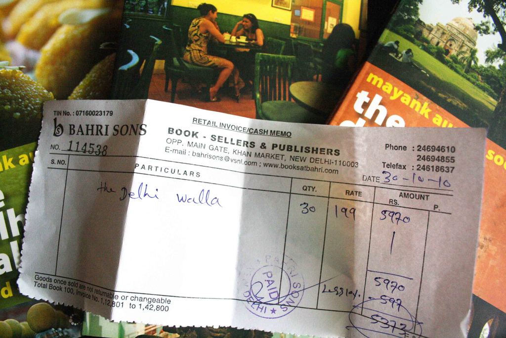 The Delhi Walla Books - Considered by The Friday Times