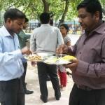 City Food – Rajma-Kadhi-Chhole Chawal, Around Town