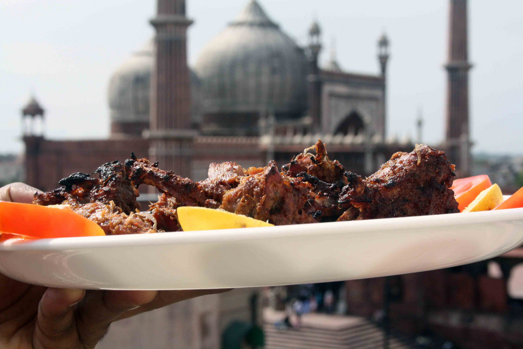 City Food - Mutton Burra, Jama Masjid's Karim