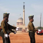 City Hangout – Change of Guard, Rashtrapati Bhawan