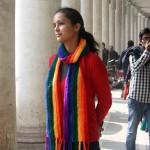 Delhi's Bandaged Heart – Manika Dhama, Connaught Place