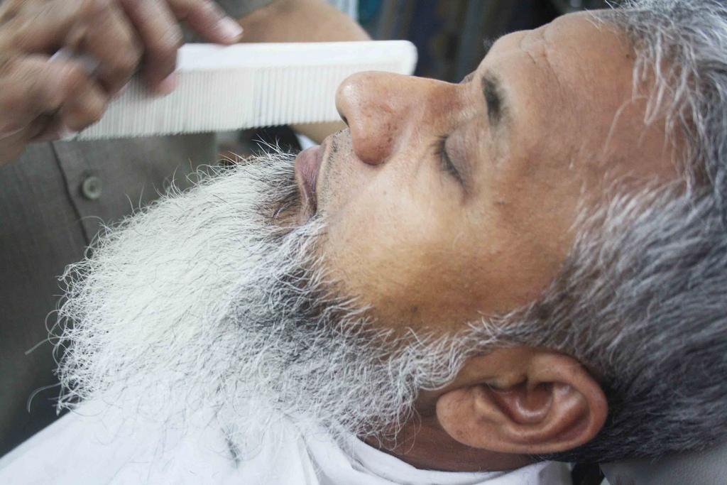 Photo Essay – The Delhi Beards, Around Town