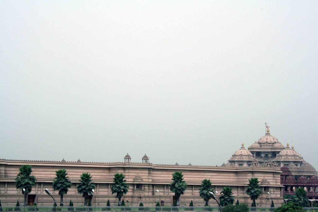 City Monument - Akshardham Temple, Noida Modh