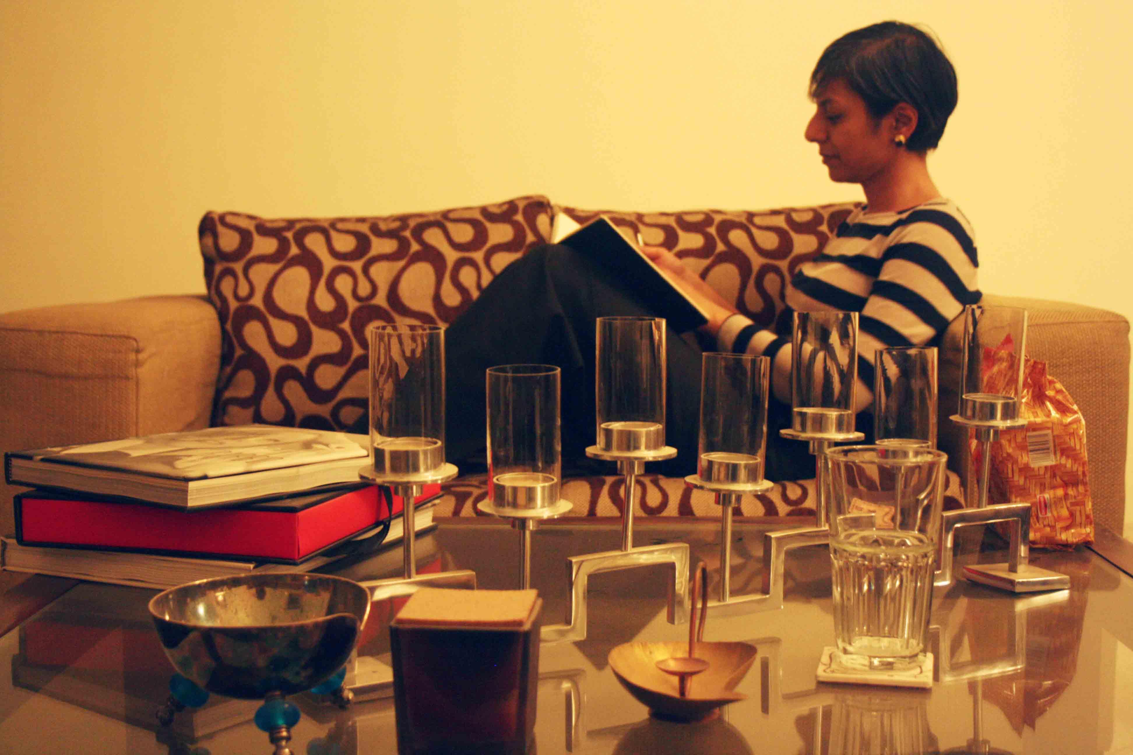 City Library – Nishat Fatima's Books, Greater Kailash-I