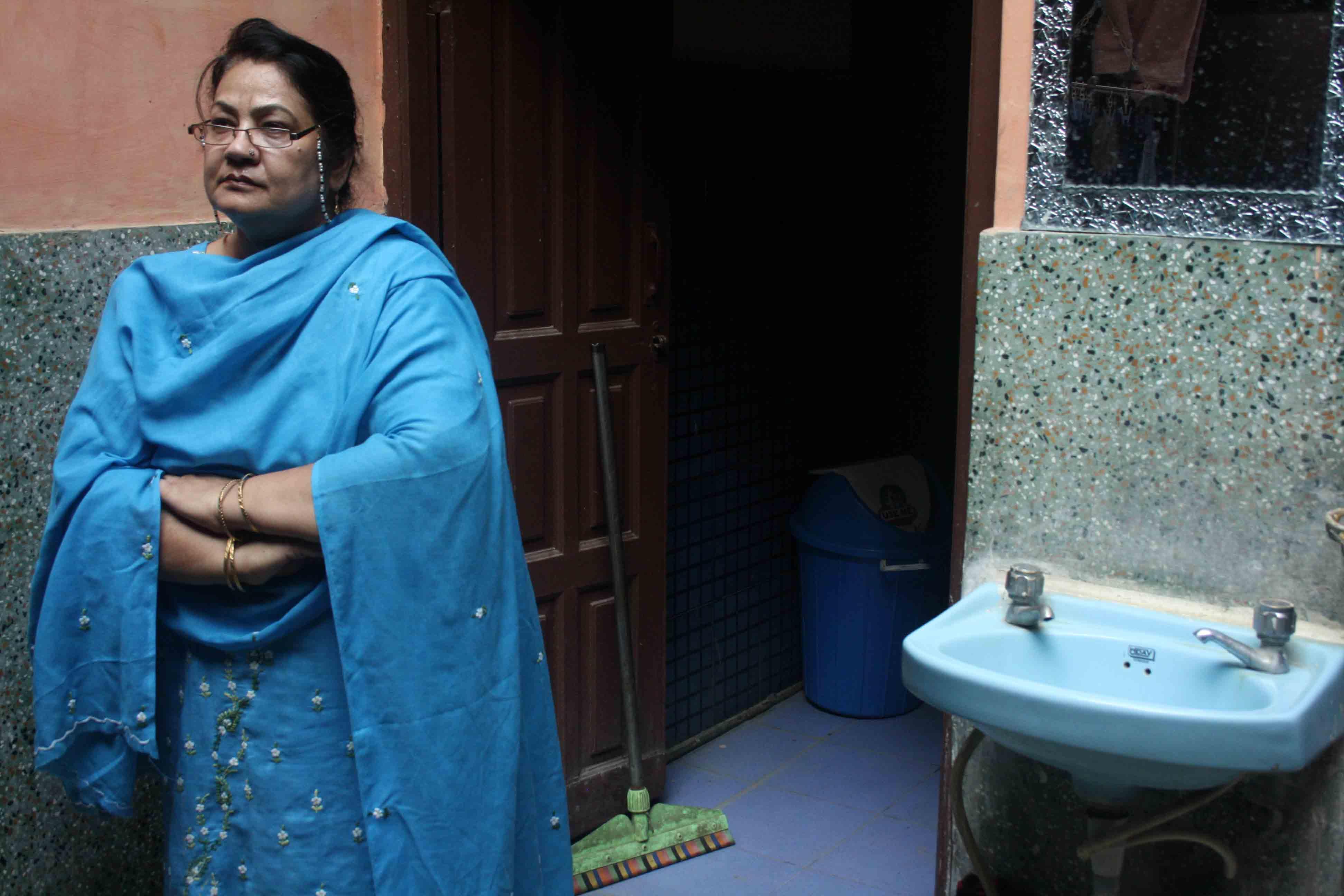 Delhi's Bandaged Heart – Iffat Zarrin, Galli Hakimwalli