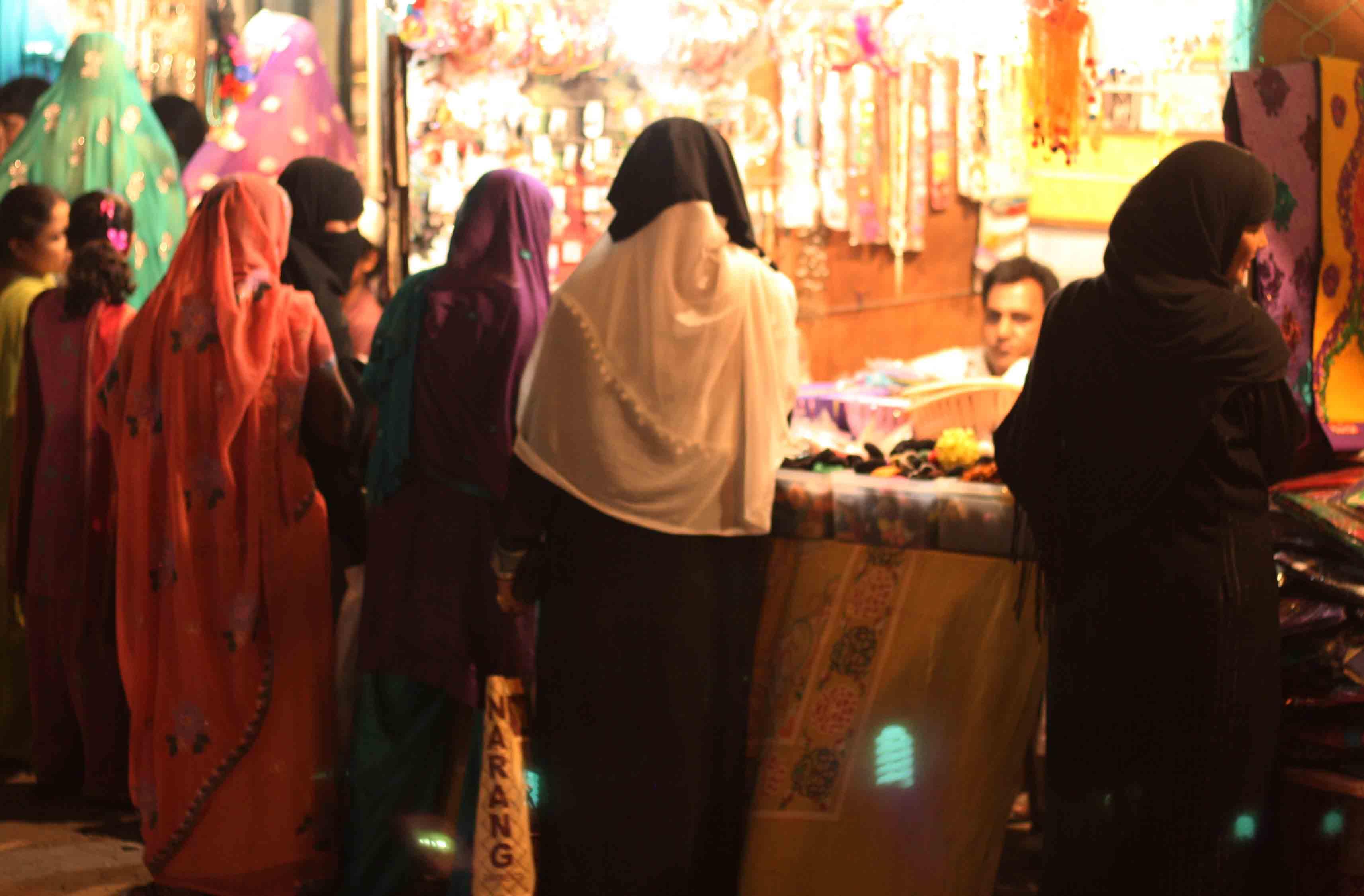 City Hangout - Ramzan Lights, Zakir Nagar