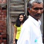Delhi's Bandaged Heart – Taslima Nasreen, Behind Regal Cinema