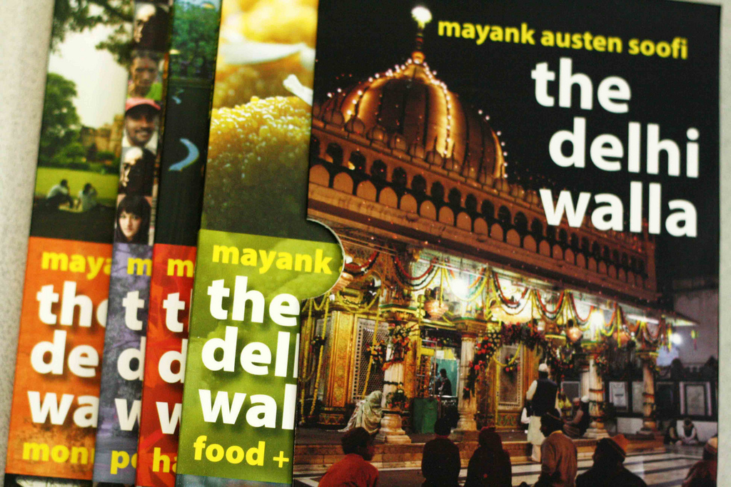 New in Town – Boxed Set, The Delhi Walla Books