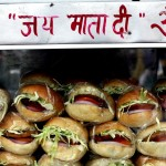 City Food – Burger Trolleys, Connaught Place