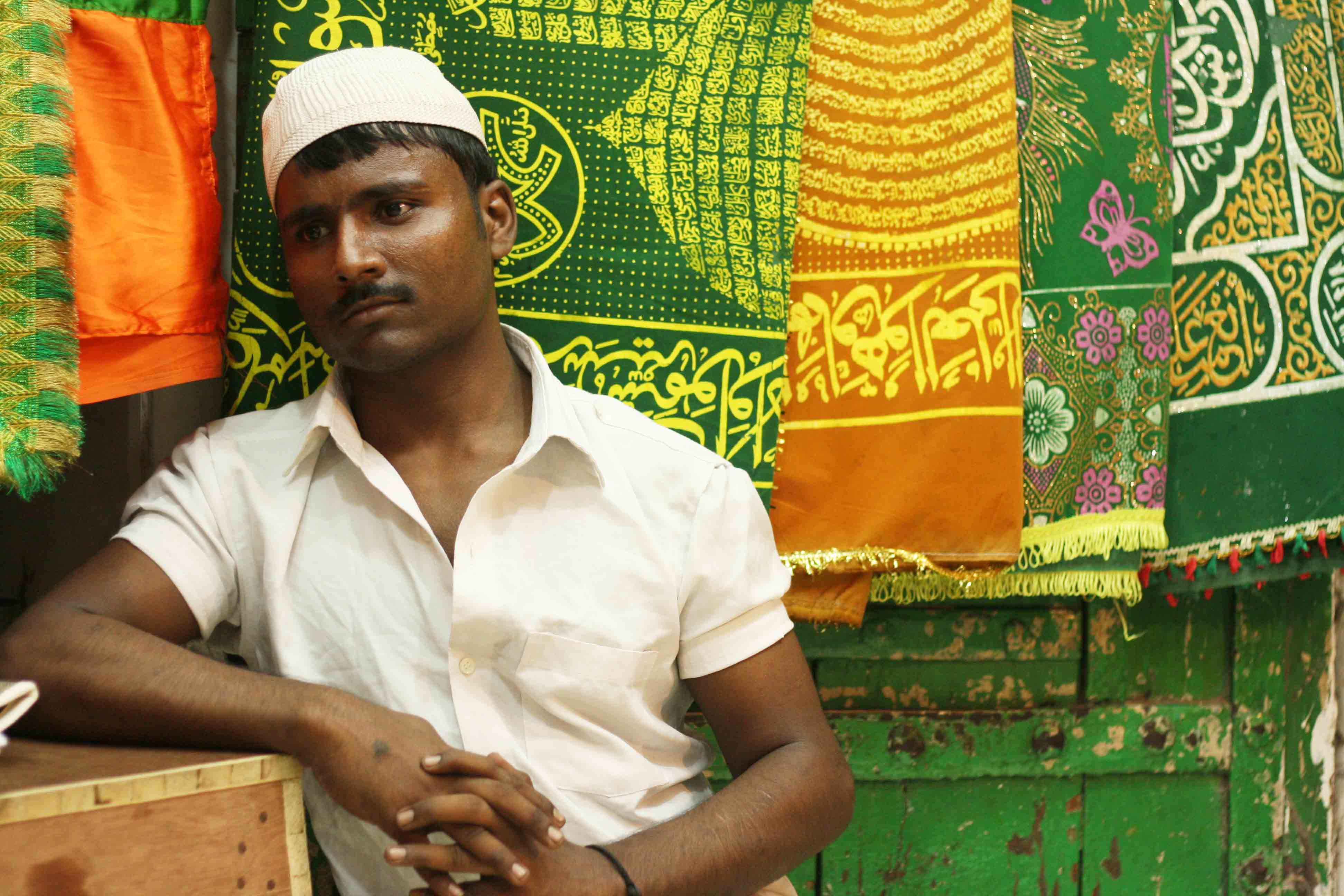 Delhi's Proust Questionnaire – Muhammad Dawood, Hazrat Nizamuddin Auliya's Dargah