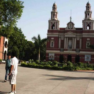 City Monument - Sacred Heart Cathedral, Central Delhi