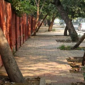 City Walk – Lodhi Road, Central Delhi