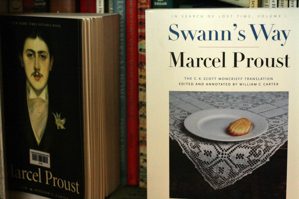 Delhi Proustians - Swann's Way, Anniversary Edition